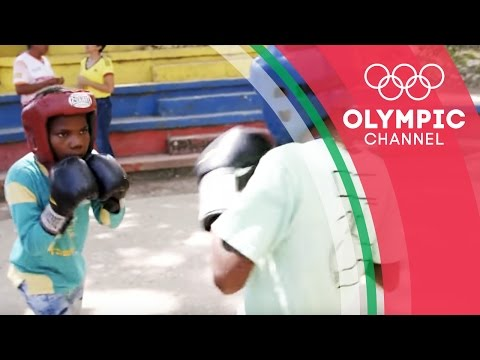 The Colombian Kids Finding Refuge in Boxing | Camps to Champs