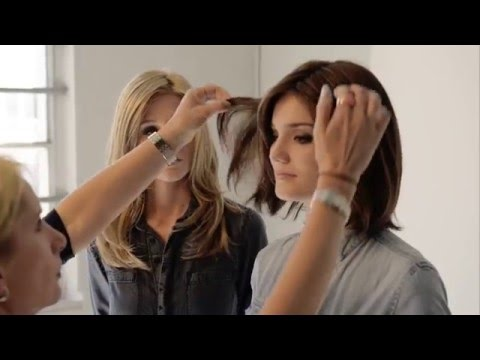 Ellen Wille Behind the Scenes | Perucci Wig Collection