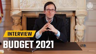 L'interview du maire - Le budget 2021