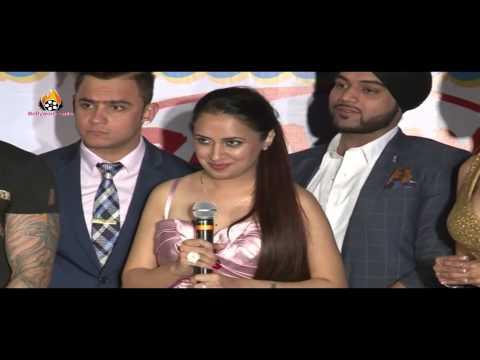 Jazzy B, Miss Pooja   Music Launch Movie Dilliwaali Zaalim Girlfriend   Star Cast