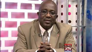 Insurance of State Owned Property - PM Express on Joy News (14-8-13)