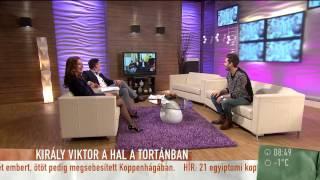 Alig lehet ráismerni Király Viktor barátnőjére - 2015.02.16 - tv2.hu/mokka