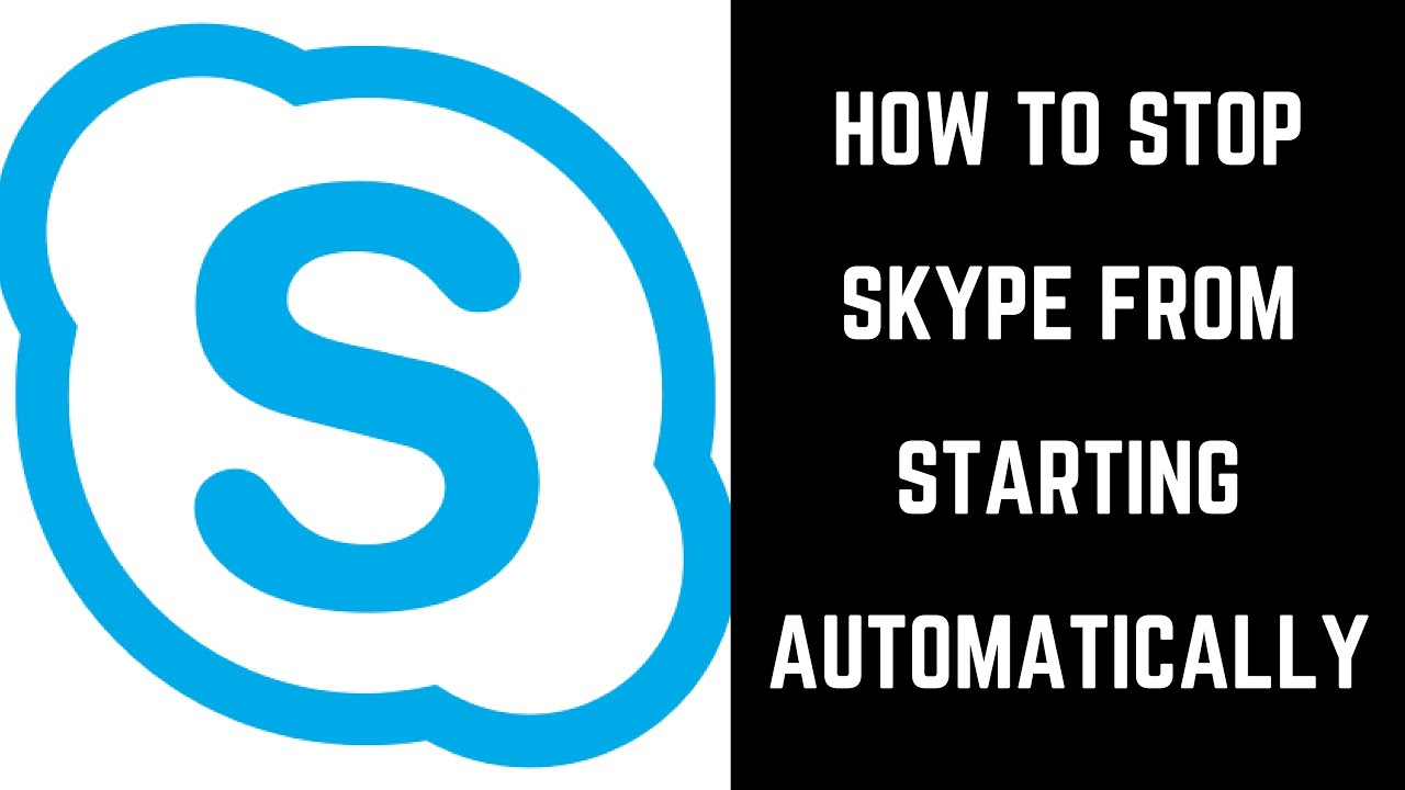 how to make skype start automatically windows 7