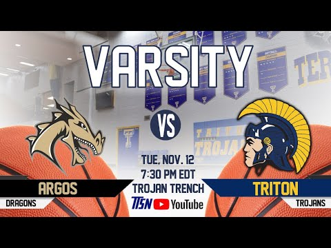 Argos At Triton - Varsity Girls Basketball 🏀 11-12-2019