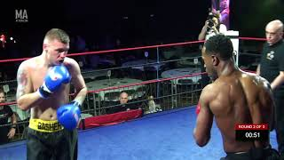 EBA ST PATRICK'S DAY 2018 -  Anthony KANNIKE vs Sean GREEN