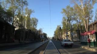 Пермь Трамвай Маршрут 11