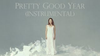 01. Pretty Good Year (piano instrumental + sheet music) - Tori Amos