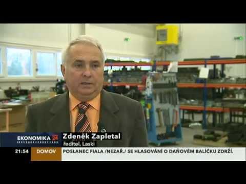 LASKI, s. r. o.: Firma roku Olomouckého kraje 2012