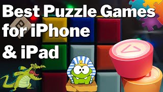 Best Puzzle Games f๐r iPhone and iPad