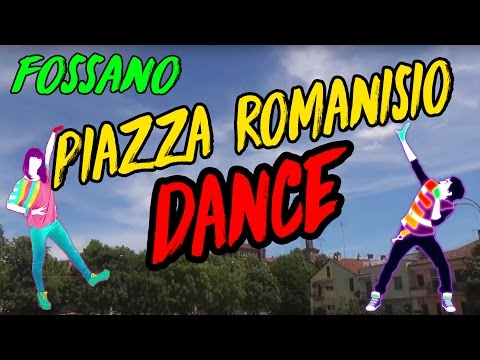 Piazza Romanisio Dance FOSSANO by Bar Da Mitch