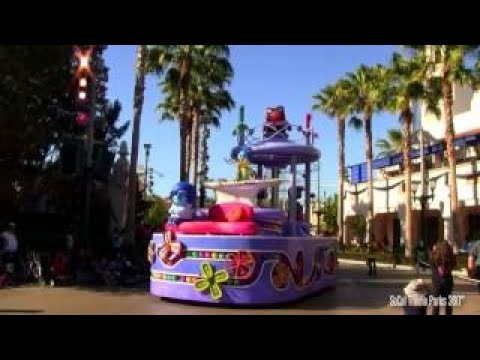 HD Talking Animatronics Disney Inside Out Parade Float - 5 Emotions Characters