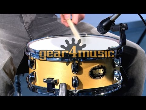 """WHD Birch 12""""x 5"""" Snare Drum"""
