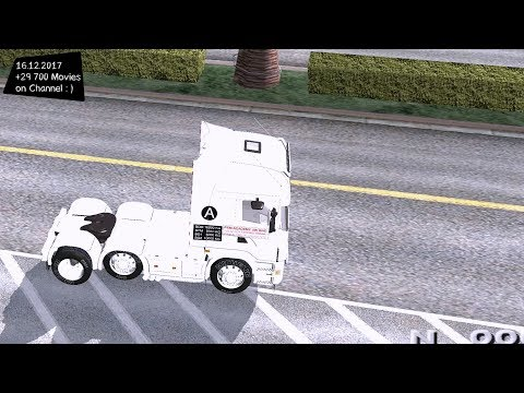 Scania R620 Driving School PSM Academy Grand Theft Auto San Andreas GTA SA MOD