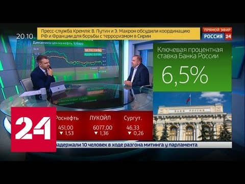 Экономика. Курс дня, 18 ноября 2019 года - Россия 24