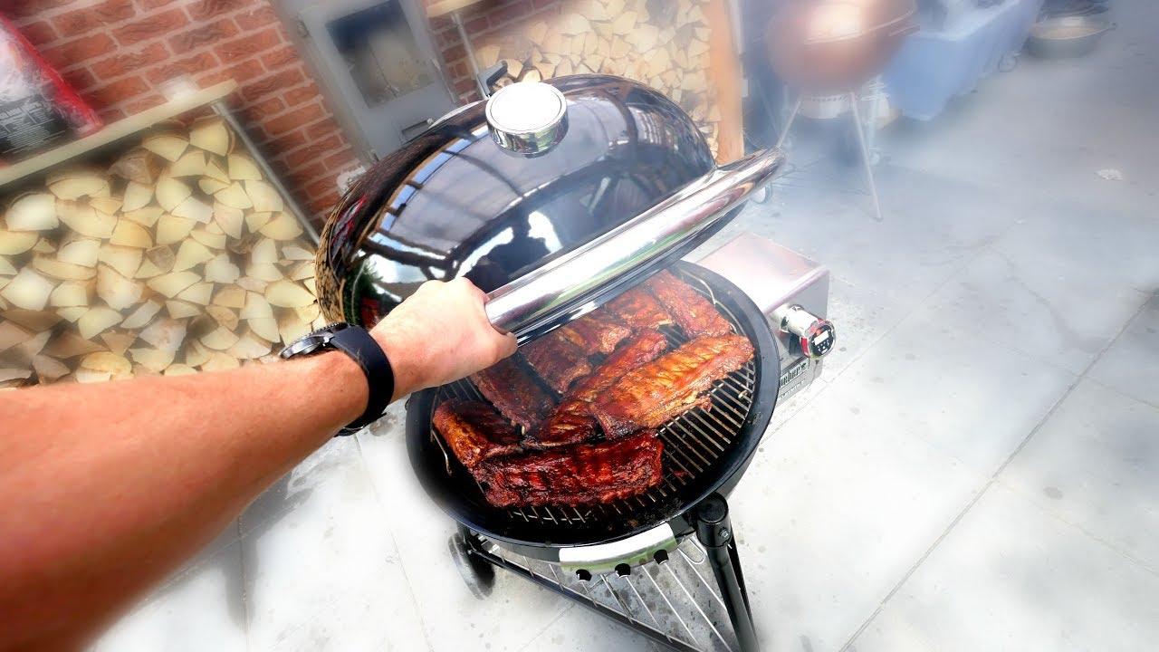 Weber Holzkohlegrill Smokey Joe Test : Wir testen das weber gbs sear grate grillportal