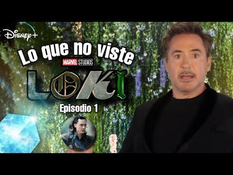 Download LOKI | Lo que no viste Referencias | Easter Eggs por Tony Stark