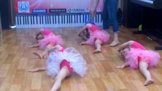 trung tâm music soul - lớp học múa cho bé từ 3 đến 9 tuổi -ĐT - 0988224155