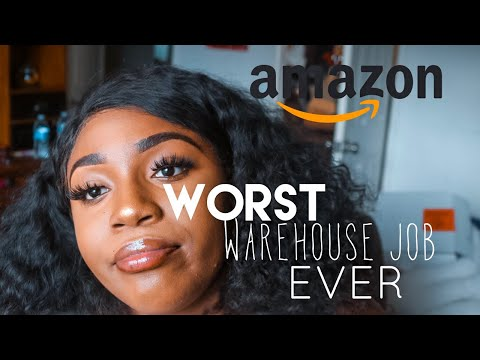 STORYTIME | THE WORST EXPERIENCE AT A WAREHOUSE JOB