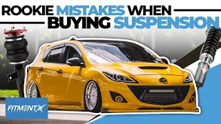 rookie-mistakes-buying-suspension