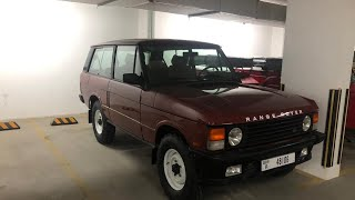 Range Rover Classic ❤️❤️