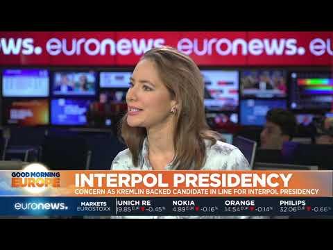 Concern As Kremlin-backed Candidate Alexander Prokopchuk Inline For Interpol Presidency | #GME