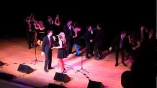 Voices in Your Head - ICCA Finals 2012 (We Found Love / Titanium / Little Lion Man)