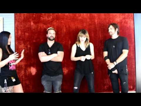 Sick Puppies Interview