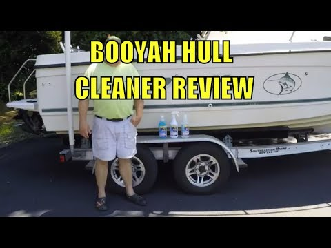 Booyah Clean Hull Cleaner Review
