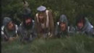 Monty Python- The Wooden Rabbit