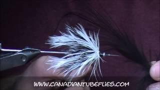 The Whiskey & Soda - Tube Fly