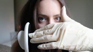 ASMR Whisper Latex Gloves Sounds | Tapping | sksksk