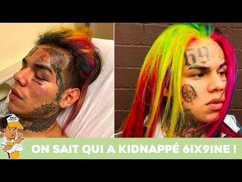 On sait qui a kidnappé 6ix9ine !