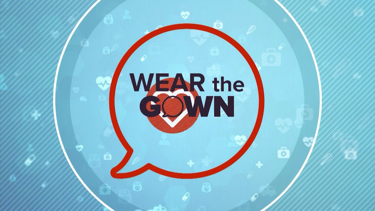 UT Physicians - KHOU - Wear the Gown - Heat Protection