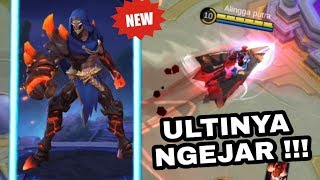"HERO BARU AULRAD !! GILAAA ULTINYA BENER"" GAK MASUK AKAL !! - Mobile Legend Indonesia"