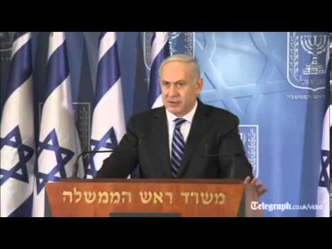 "Benjamin Netanyahu Warns Hamas ""I Hope They Got the Message!"""