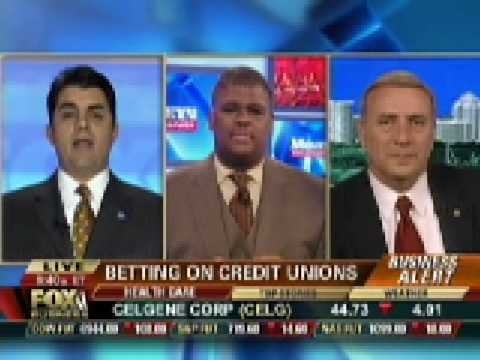 """Dan Mica, President of the Credit Union National Association, """"Money For Breakfast"""", 03/02/09"""