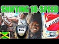 How Jamaicans Shift 18-Speed No Clutch Jamaican Shifting Style. Vlog #77