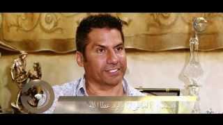 Promo the international fashion designer Walid Atallah Explosive on GEM TV ARABIA - Dubai