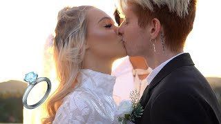 WE GOT MARRIED! **Cody & Zoe's Official Wedding Video**