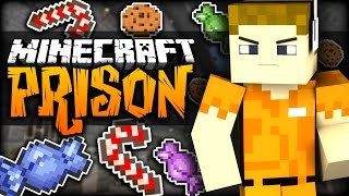 Minecraft: I WILL BE THE CANDY KING | Prison - Ep: 01