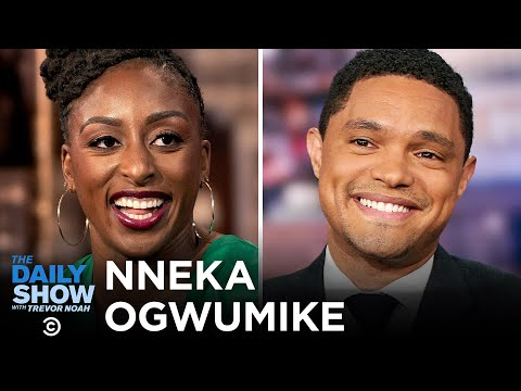 Nneka Ogwumike - Excellence And Equity With The Los Angeles Sparks And WNBPA | The Daily Show