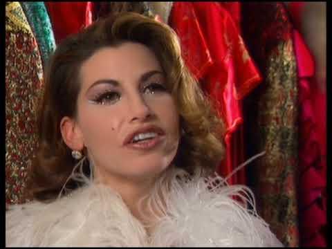 Showgirls (1995) Behind the Scenes Interviews: Gina Gershon