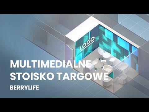 Multimedialne Stoisko Targowe