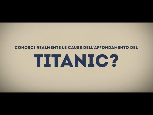 TITANIC, bastava poco per non affondare?