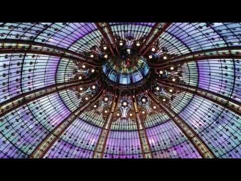 GALERIE LA FAYETTE COUPOLE IN PARIS