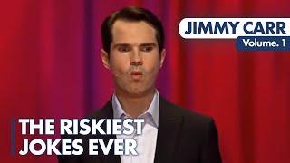 Riskiest Jokes - VOL. 1   Jimmy Carr