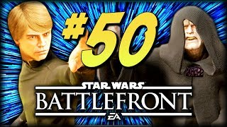 Star Wars Battlefront - Funny Moments #50 Special Edition!