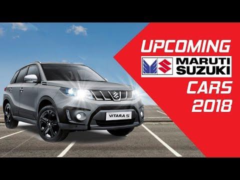 Top 10 upcoming Maruti Suzuki future cars 2018