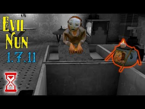 Самый взрывной эксперимент в прачечной | Evil Nun 1.7.11