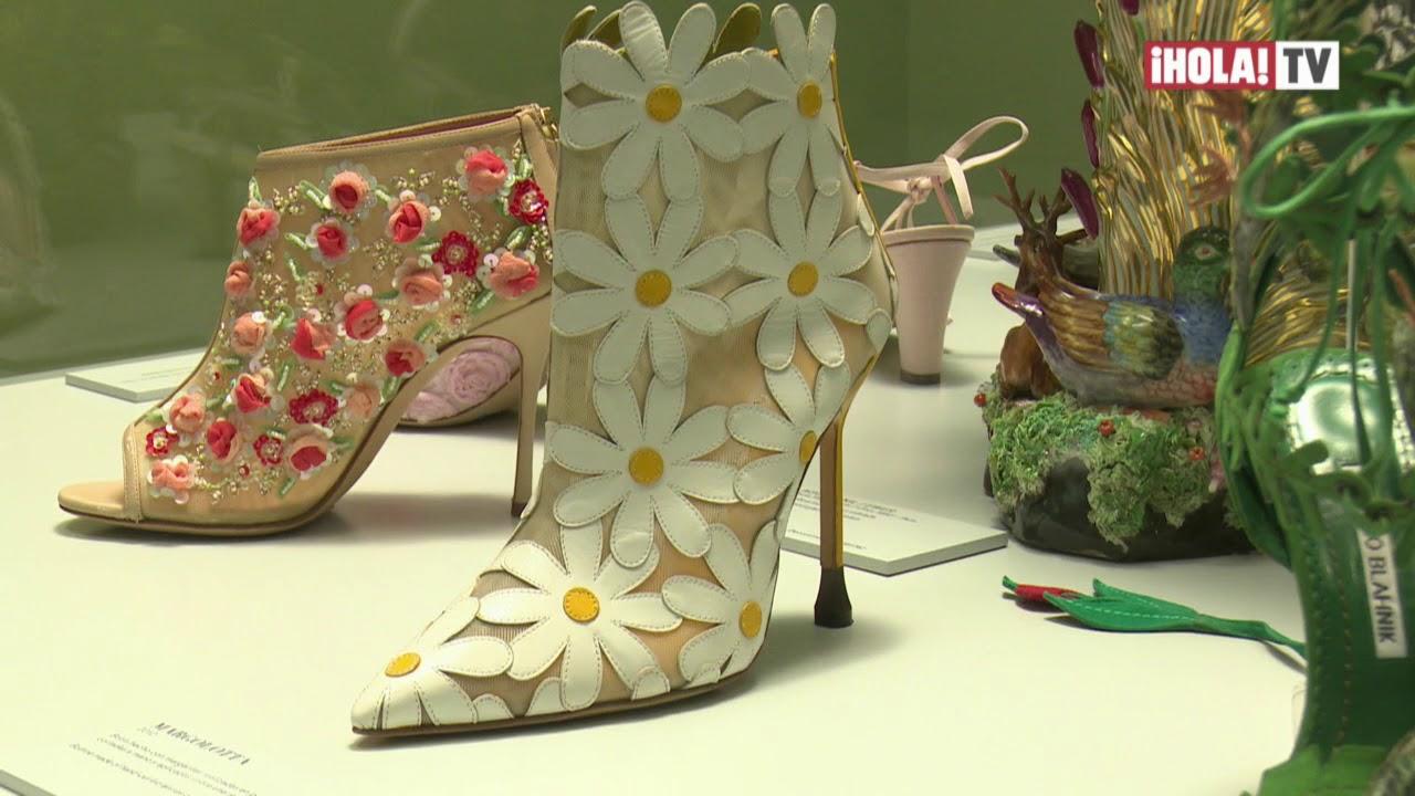 Manolo Blahnik, de diseñador diseñador de de calzado a cinéfilo  La Hora HOLA 1adef9